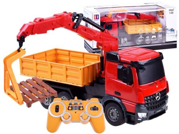 Raadioteel juhitav veoauto