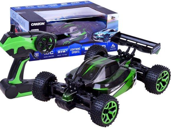 Raadioteel juhitav auto Racer 4 1:18