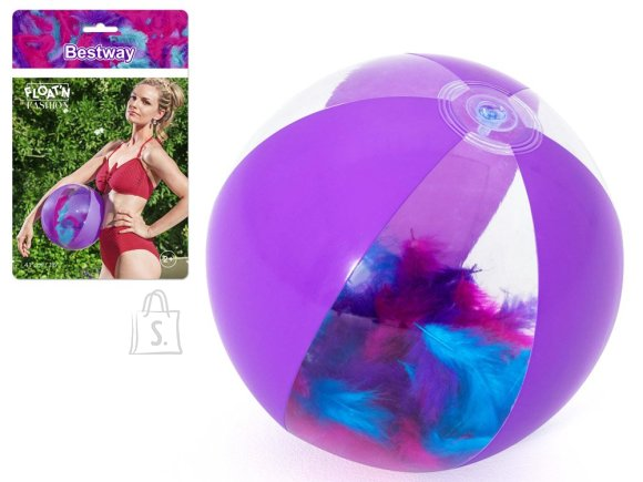 Bestway Beach Ball with feathers 41cm 31051