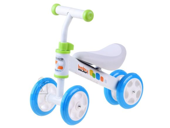 Laste tasakaaluratas Baby walker sinine
