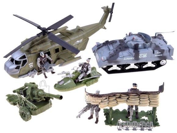 Sõjaväe mängukomplekt