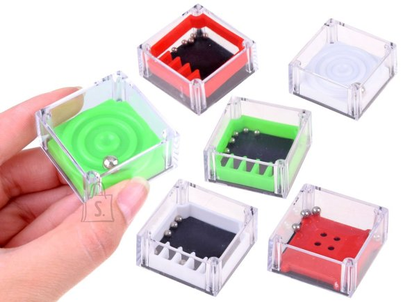Antistress cube maze puzzle GR0425