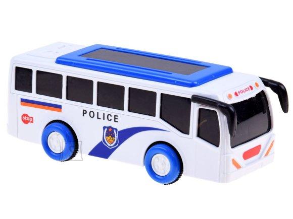 Politseibuss valguse ja häälega
