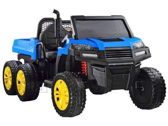 Kahekohaline elektriauto sinine