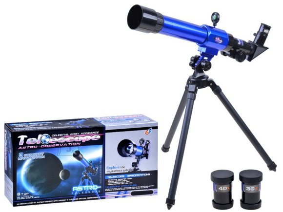 Teleskoop sinine