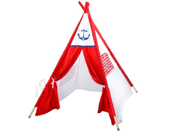 Wigwam playhouse. Tent with anchor ZA3355