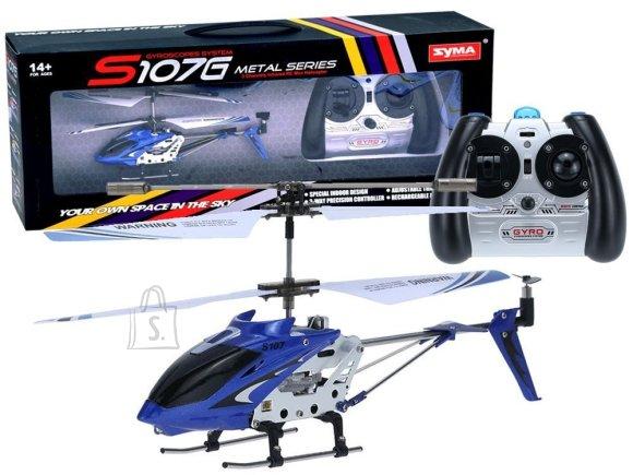 Syma raadioteel juhitav helikopter sinine