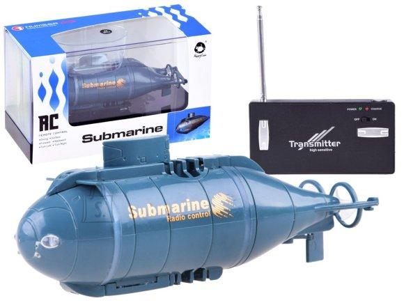 Raadioteel juhitav allveelaev sinine