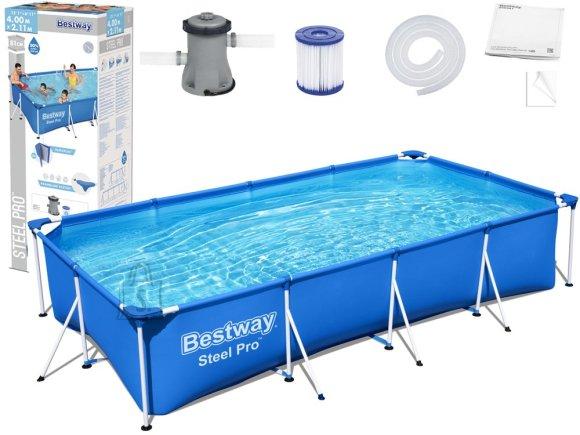 Bestway Bestway rack pool 400 x 211 cm 8 in 1 56424
