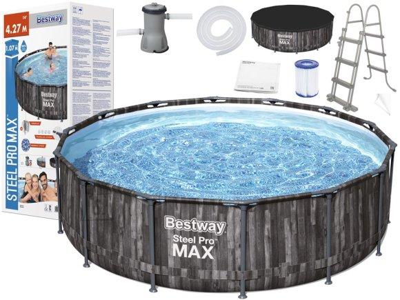 Bestway Bestway frame pool 427x107cm 10in1 board 5614Z