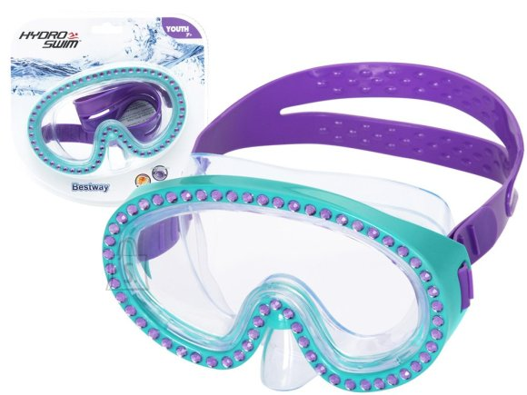 Bestway swimming mask with crystal 22062