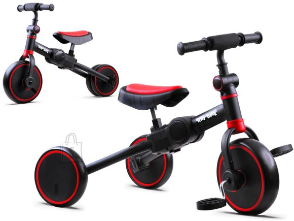 Three-wheeled bike 3in1, ride-on bike, running SP0663