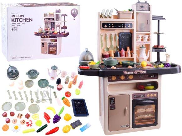 Kitchen 65 elements, sound steam + egg cooker ZA3694