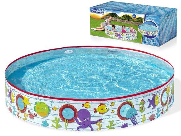 Bestway Bestway pool paddling pool for children 152 x 25cm 55029