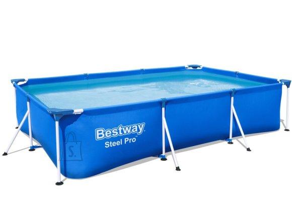 Bestway Bestway rack-mounted pool 300x201x66cm 3.300L 56404