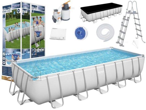 Bestway Bestway Frame pool 640x274x132cm 11in1 5612B