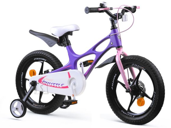 "RoyalBaby Bike 16 ""Space Shuttle Bike RB16-22"