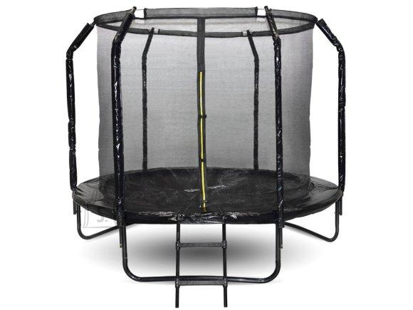 SkyFlyer garden trampoline + 8FT 244cm ladder
