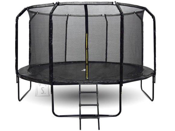 SkyFlyer garden trampoline + 14FT 426cm ladder