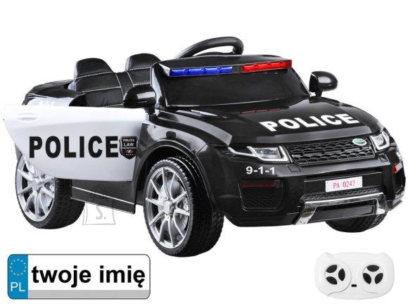 Elektriline politseiauto