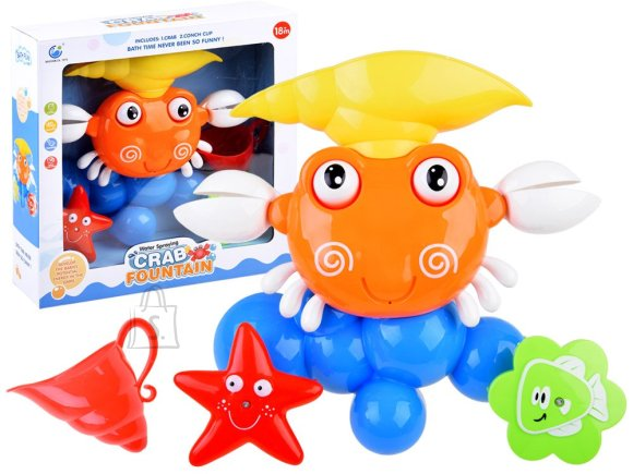 Vannnimänguasi krabi