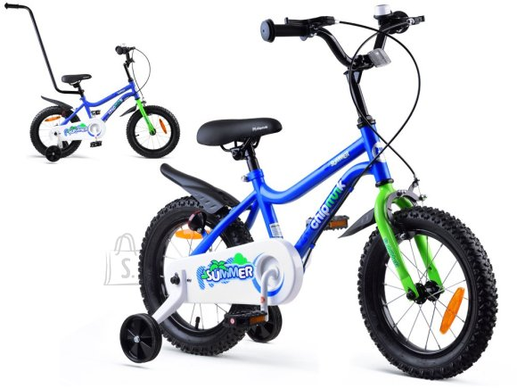 Royal Baby Children's Bike 14  sinine