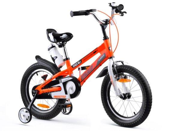 """RoyalBaby aluminum bike SPACE No. 1 16 """"RB16-17"""