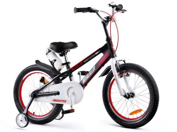 """RoyalBaby aluminum Bike SPACE No. 1 18 """"RB18-17"""