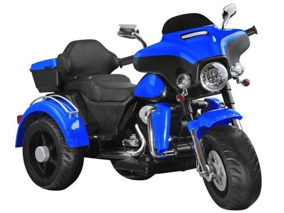 Elektriline mootorratas sinine