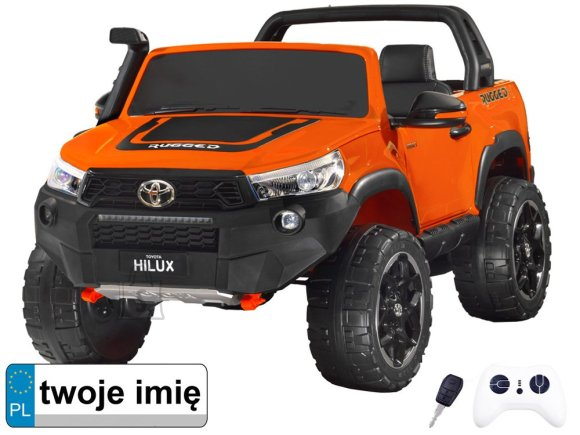 painted Toyota Hilux Auto for 2-axle PA0251 battery
