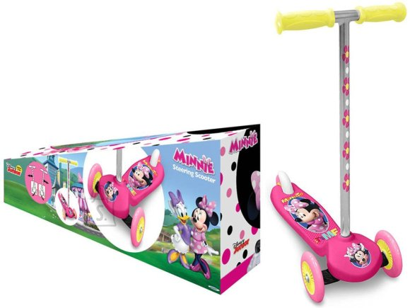 3-wheel balance scooter Minnie Mouse SP0674