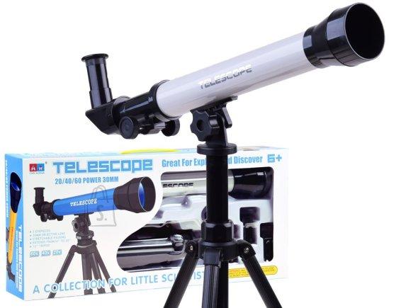 Teleskoop hall