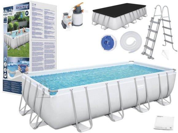 Bestway FRAME pool 549x274x122cm 11in1 56466