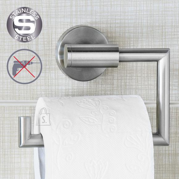 Tatkraft Wonder Worker Hold seina külge liimitav tualettpaberihoidja