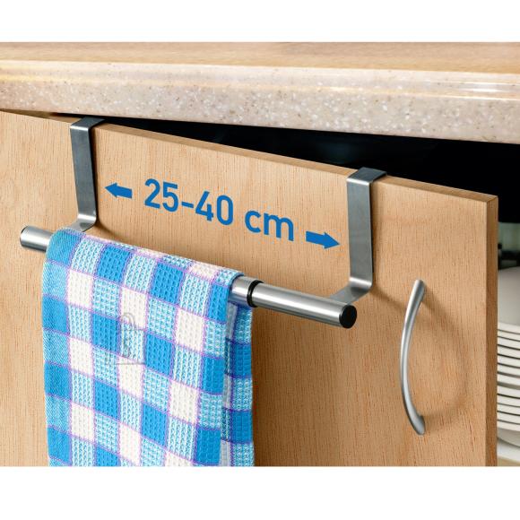 Tatkraft Artmoon Spread reguleeritav üleukse rätikuhoidja