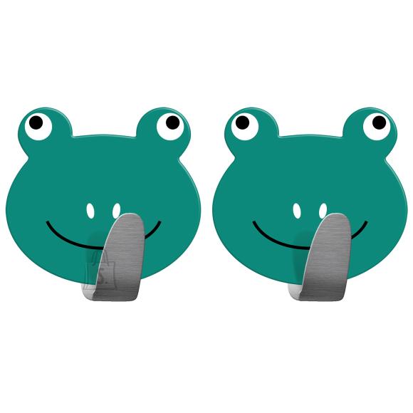 Tatkraft Tatkraft Frogs isekleepuvad konksud (2tk)