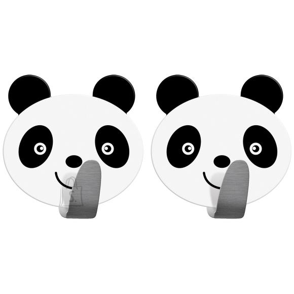 Tatkraft Tatkraft Panda isekleepuvad konksud (2tk)
