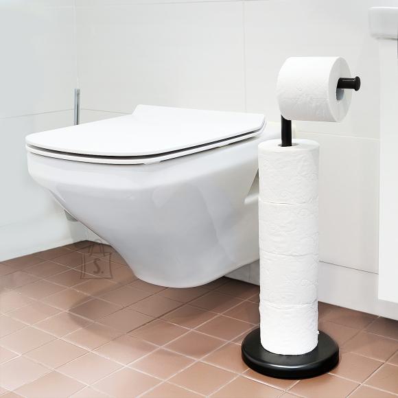 Tatkraft Tatkraft LOIT eraldiseisev tualettpaberirulli hoidja