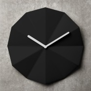 Lawa Design Delta Clock seinakell must