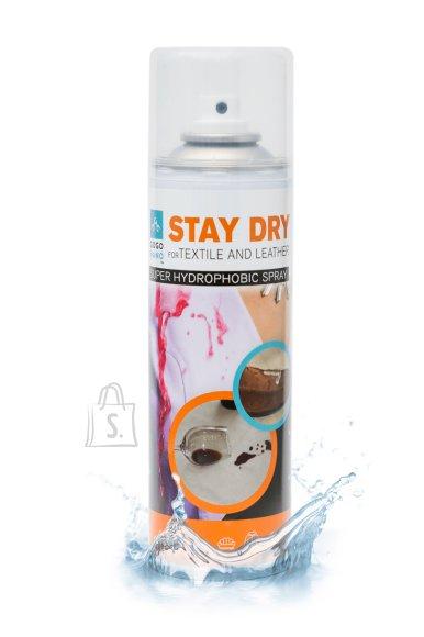 GoGoNano GoGoNano™ tekstiili ja naha kaitsevahend Stay Dry, 300 ml