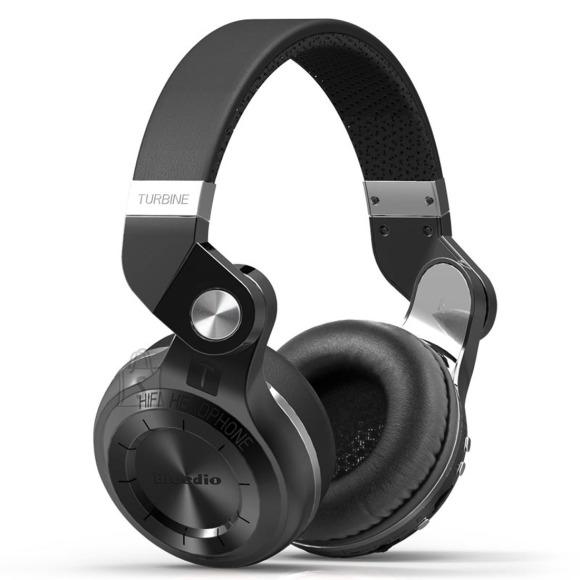 Bluedio Bluedio T2+ Turbine BT 5.0 juhtmevabad kõrvaklapid FM