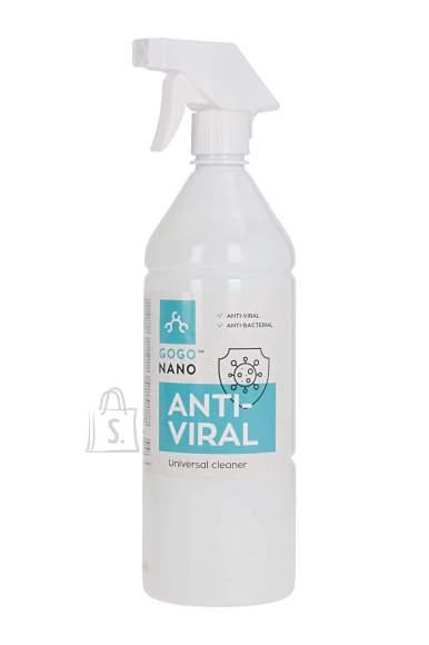 GoGoNano GoGoNano Anti-Viral looduslik puhastus-ja desinfitseerimisvahend, 1 L