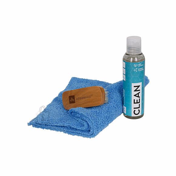 GoGoNano™ Clean – loodussõbralik puhastuskomplekt riietele ja jalanõudele