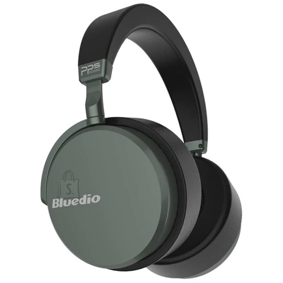 Bluedio High-end juhtmevabad kõrvaklapid V2, PPS12, BT 5.0