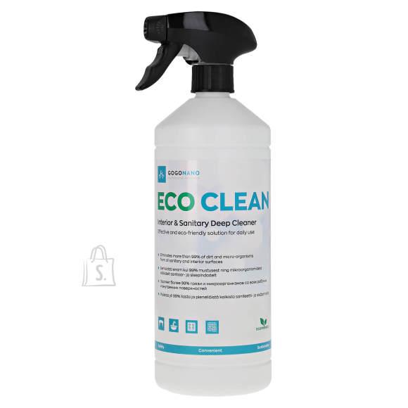 EcoClean – puhastusvahend sanitaar- ja sisepindadele, 1L