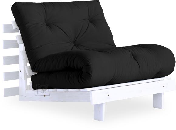 Karup Design tugitool-voodi Roots 90 cm valge
