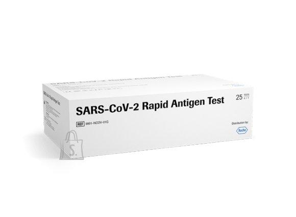 ROCHE COVID-19 antigeeni kiirtest 1tk