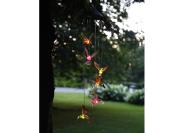 Päikesepaneeliga dekoratiivne aiavalgusti