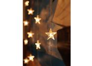 Valguskardin Star 180x40cm