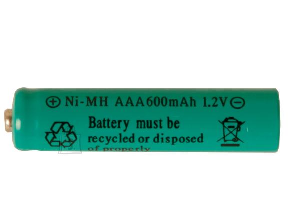 Päikeseenergiaga laetav Ni-MH aku AAA 1,2V